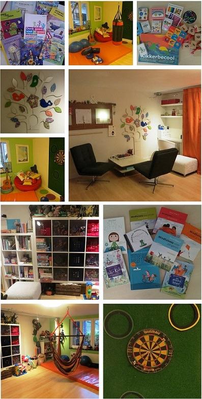 Kindertherapie Arnhem - bij Grace